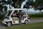 Charleston golf cart rentals
