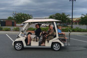 Isle of Palms golf cart rentals